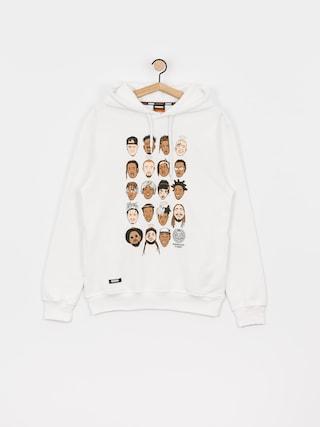 MassDnm New School Sweatshirt (white)