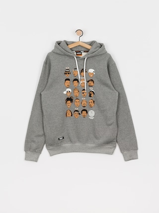 MassDnm Old School Sweatshirt (lt heather grey)