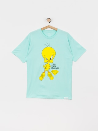 Diamond Supply Co. Puddy Tat T-shirt (diamond blue)