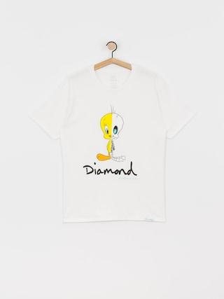 Diamond Supply Co. X Ray T-shirt (white)