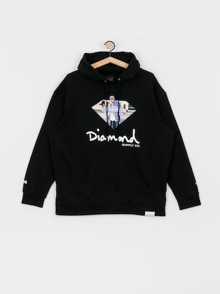 Diamond Supply Co. Cam Ron Sign HD Hoodie (black)