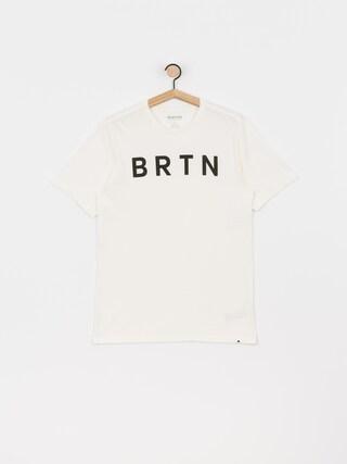Burton Brtn Organic T-shirt (stout white)