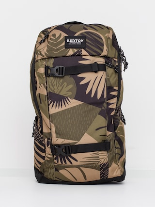 Burton Kilo 2.0 Backpack (martini olive woodcut palm)