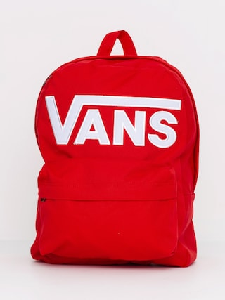 Vans Old Skool III Backpack (racing red)