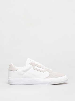 adidas Originals Continental Vulc Shoes (ftwwht/ftwwht/ftwwht)