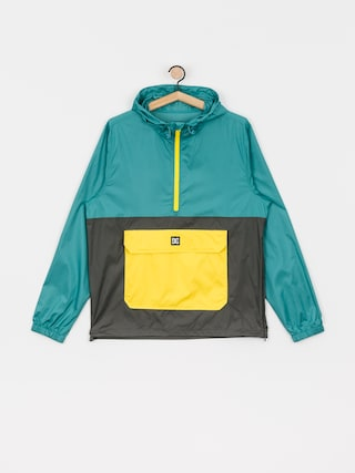 DC Sedgefield Packable Jacket (teal)