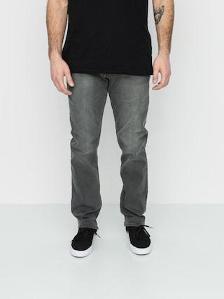 DC Worker Straight Stretch Pants (light grey)