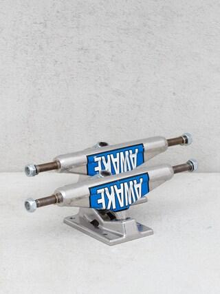 Venture Motto Lo Trucks (silver/blue)