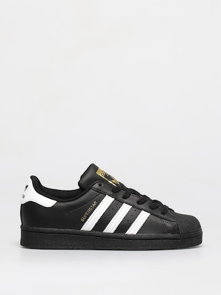 adidas Originals Superstar Shoes (cblack/ftwwht/cblack)