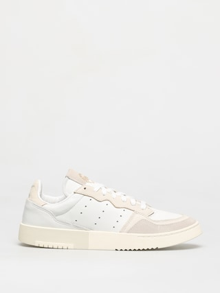 adidas Originals Supercourt Shoes (crystal white/chalk white/off white)