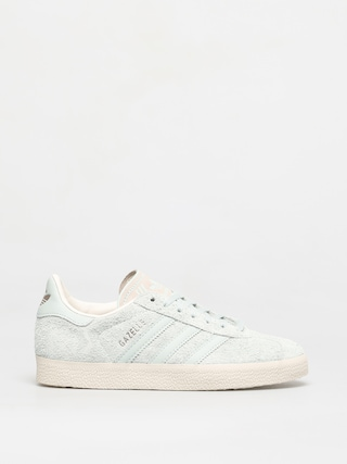 adidas Originals Gazelle Shoes Wmn (vapour green/vapour green/chalk white)