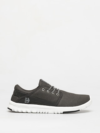 Etnies Scout Shoes (dark grey/black/white)