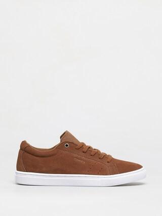 Emerica Americana Shoes (tan/white)