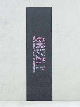 Grizzly Griptape Stamp Fruit Punch Grip (tdye)