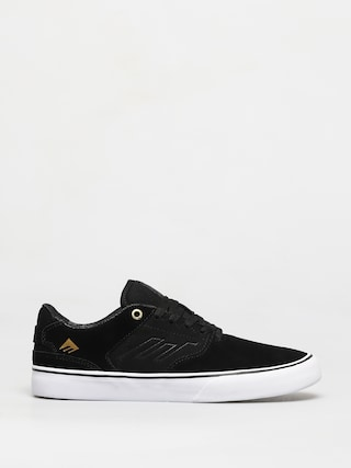Emerica The Low Vulc Shoes (black/gold/white)