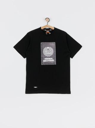 MassDnm Label T-shirt (black)