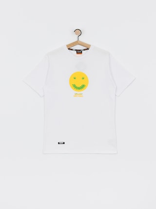 MassDnm Smile T-shirt (white)