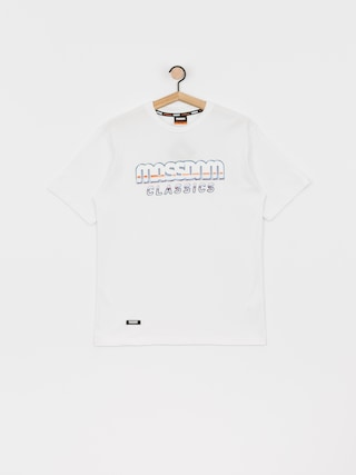 MassDnm Chrome T-shirt (white)