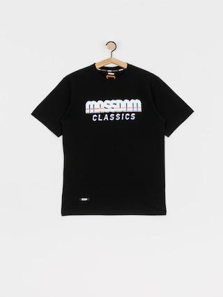 MassDnm Chrome T-shirt (black)
