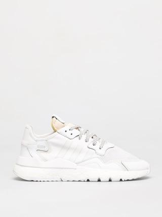 adidas Originals Nite Jogger Shoes (ftwwht/crywht/crywht)
