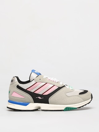 adidas Originals Zx 4000 Shoes (sesame/cbrown/cblack)