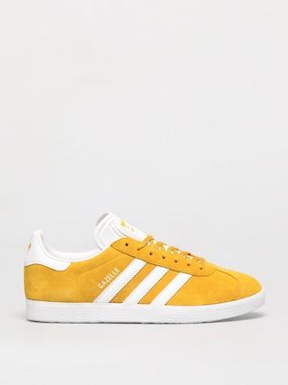 adidas Originals Gazelle Shoes (active gold/white/white)