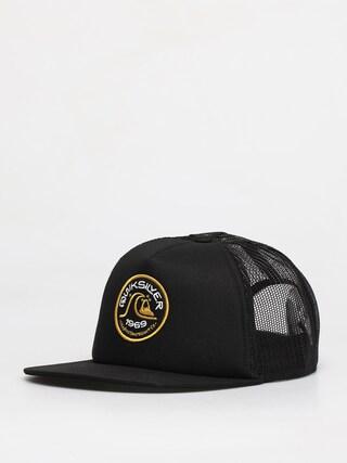 Quiksilver Broacher Trucker ZD Cap (black)
