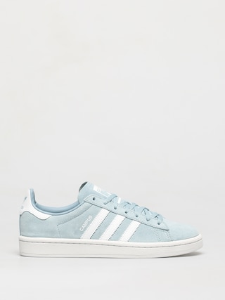 adidas Originals Campus Shoes Wmn (ashgre/ftwwht/crywht)