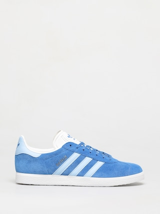 adidas Originals Gazelle Shoes (trublu/clesky/ftwwht)