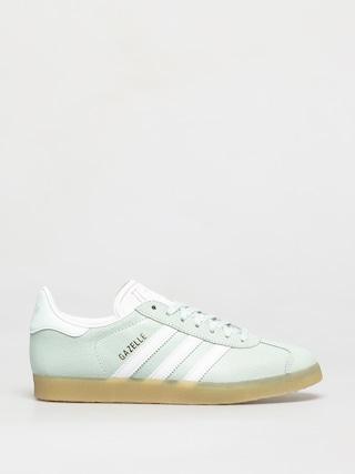 adidas Originals Gazelle Shoes Wmn (ftwwht/ecrtin)