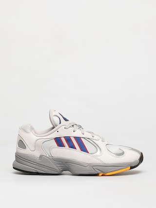adidas Originals Yung 1 Shoes (gretwo/croyal/scarle)