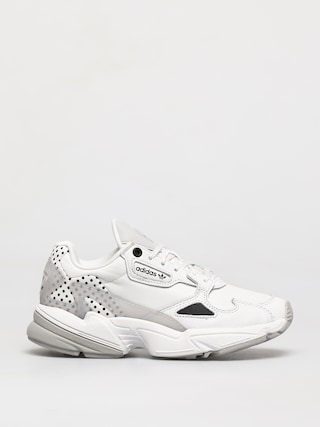 adidas Originals Falcon Shoes Wmn (crystal white/core black/grey two)