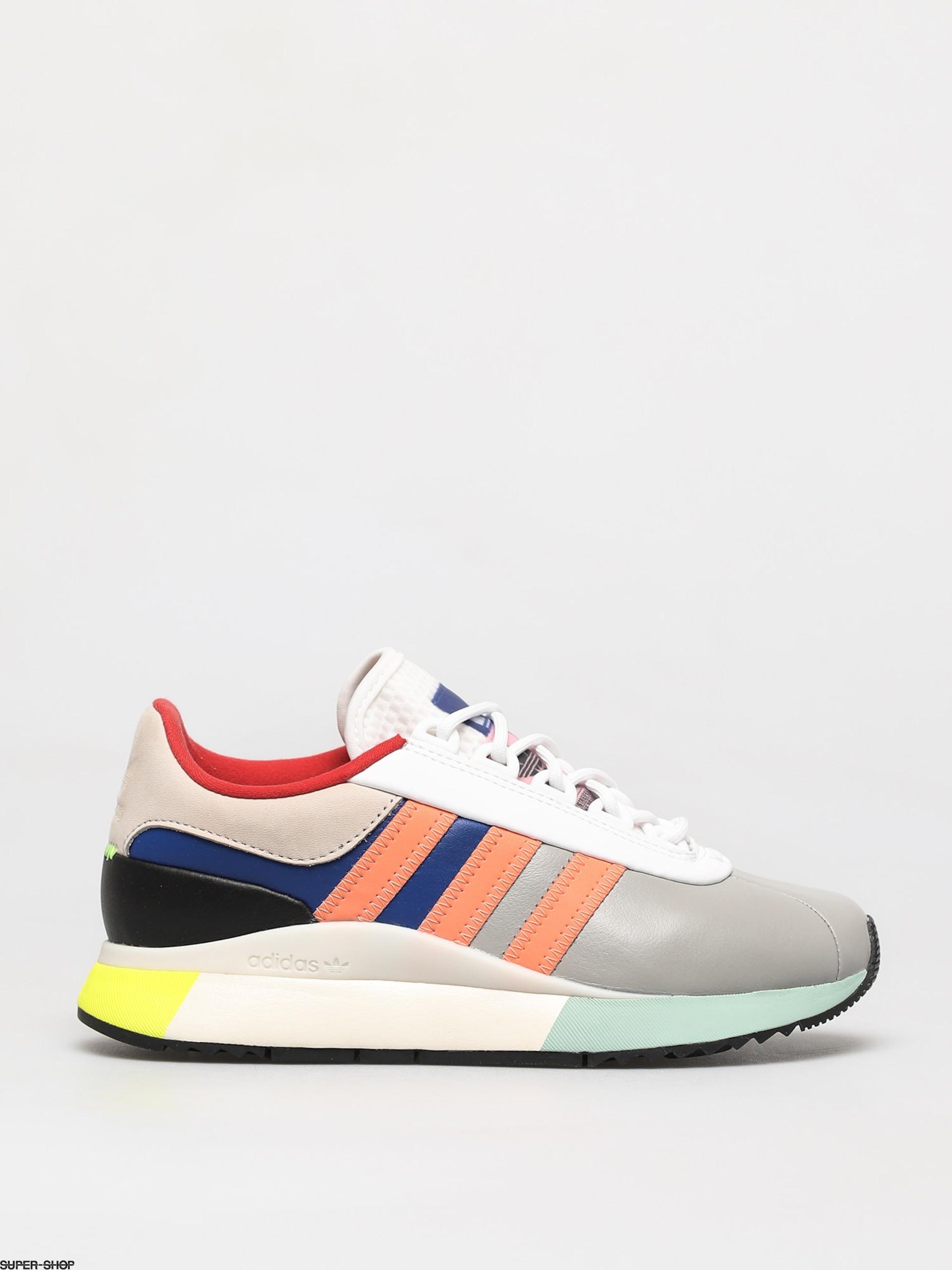 pizarra Ellos Teleférico  adidas Originals Sl Andridge Shoes Wmn (grey two/chalk coral/linen)