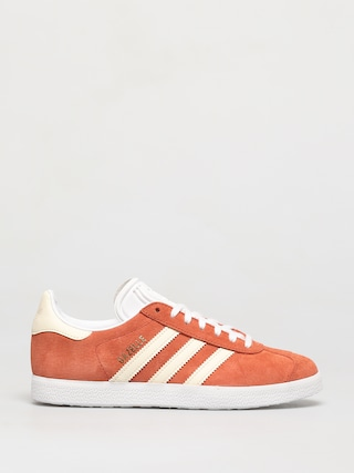 adidas Originals Gazelle Shoes Wmn (rawamb/ecrtin/ftwwht)