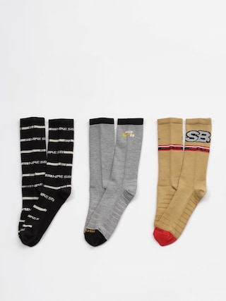 Nike SB Everyday Max Lightweight Socks (multi color)