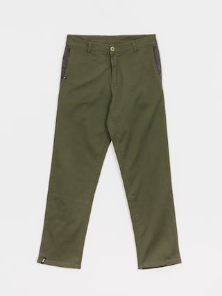 Malita Chino Loose Pants (olive)