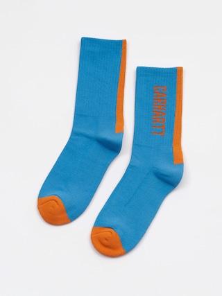 Carhartt WIP Turner Socks (azzuro/clockwork)