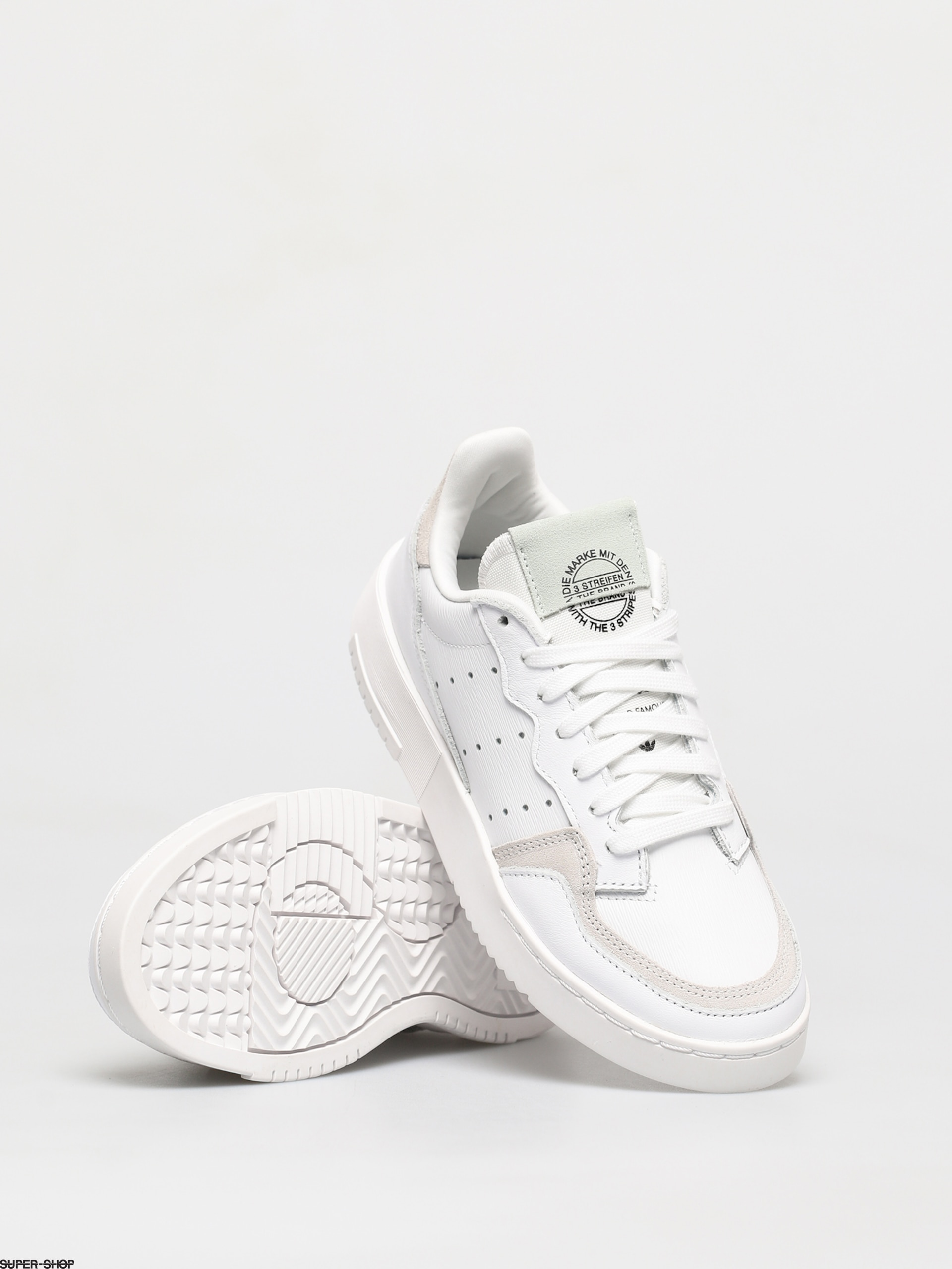 adidas Originals Supercourt Shoes Wmn