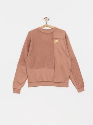 Nike Sportswear Lng Sweatshirt Wmn (desert dust)