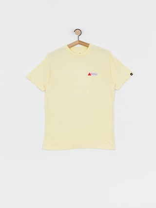 Emerica Jon Dickson Pocket T-shirt (light yellow)