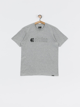 Etnies Ecorp T-shirt (grey/heather)