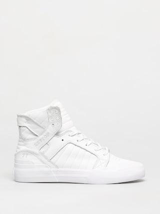 Supra Skytop 77 Shoes (white white)