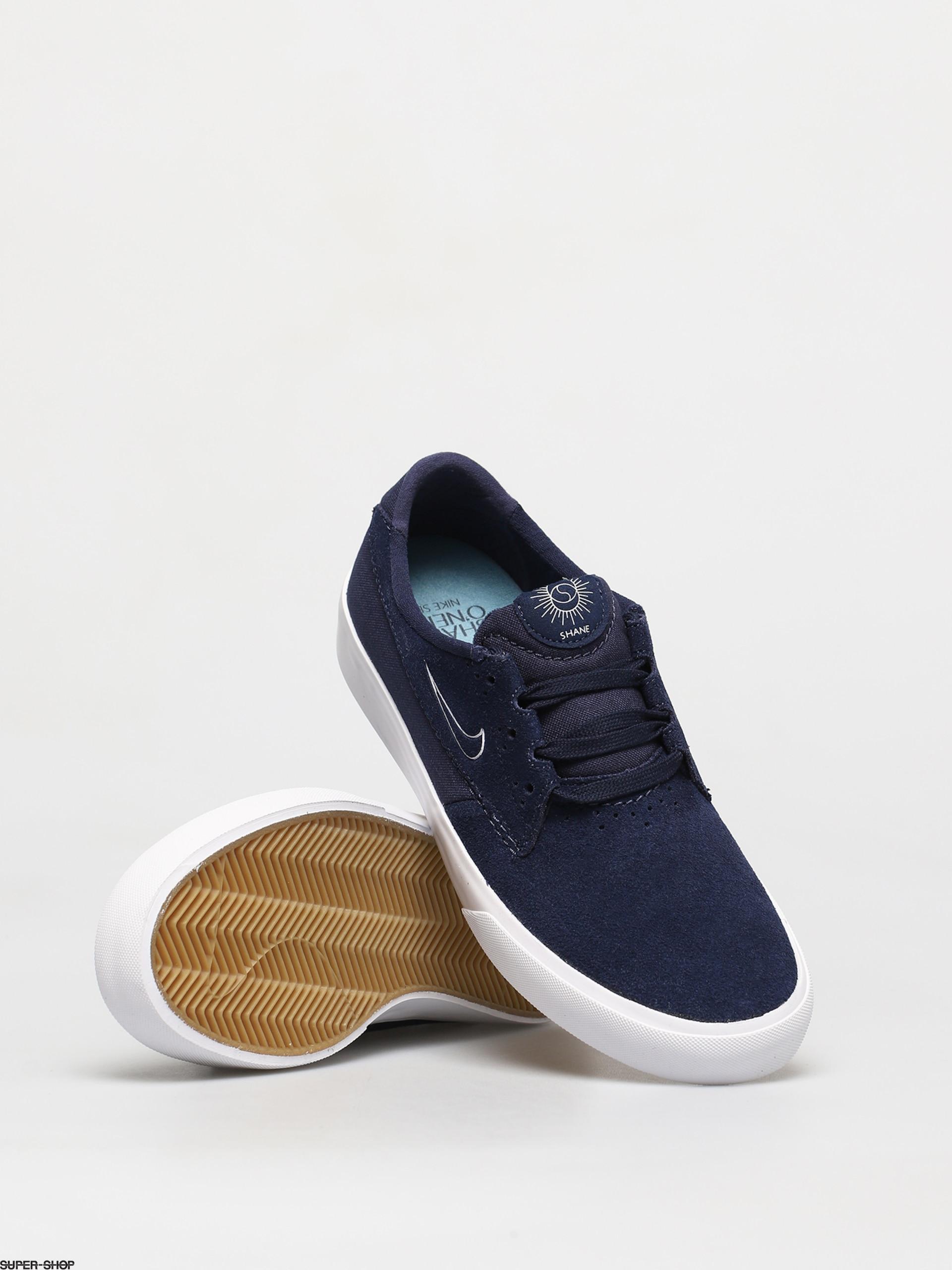 Nike SB Shane Shoes (midnight navy/white cerulean)