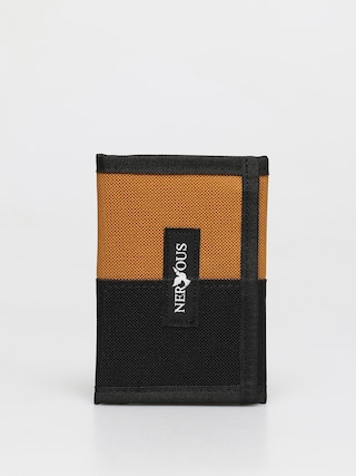Nervous Classic Wallet (black/gold)