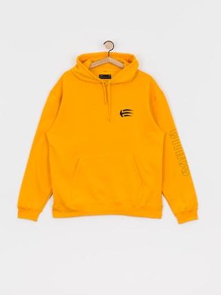 Etnies Joslin HD Hoodie (yellow)