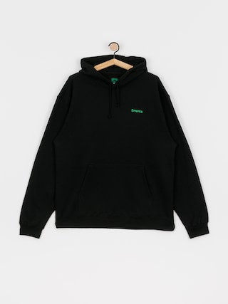 Emerica Pure Triangle HD Hoodie (black)