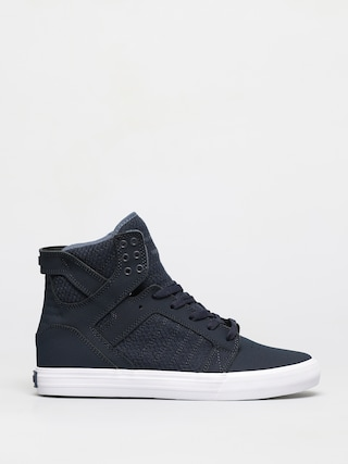 Supra Skytop Shoes (navy bering/white)