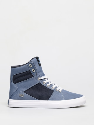 Supra Aluminum Shoes (horizon/navy white)