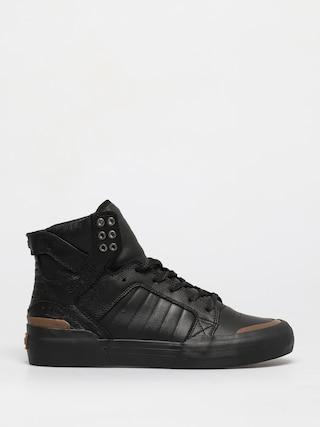 Supra Skytop 77 Shoes (black black/gum)