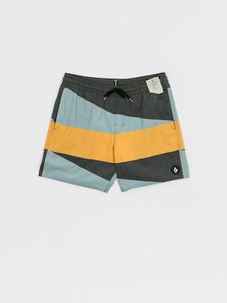 Volcom Boardshorty Knotical Trunk Shorts (black)